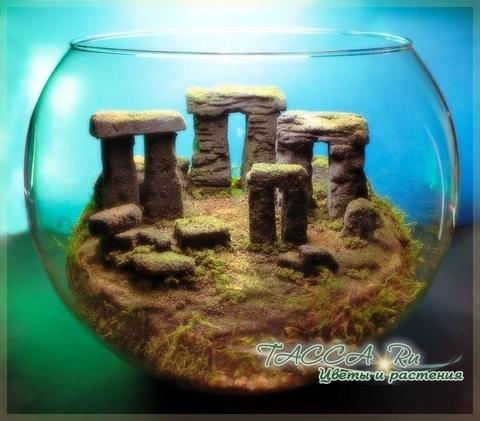Древние руины Стоунхенджа